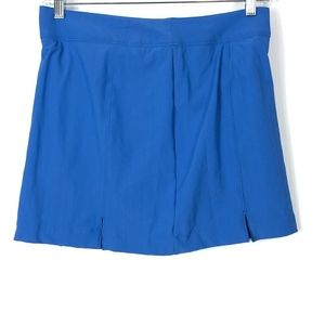 Under Armour Performance Skort Relaxed Fit 6 Blue